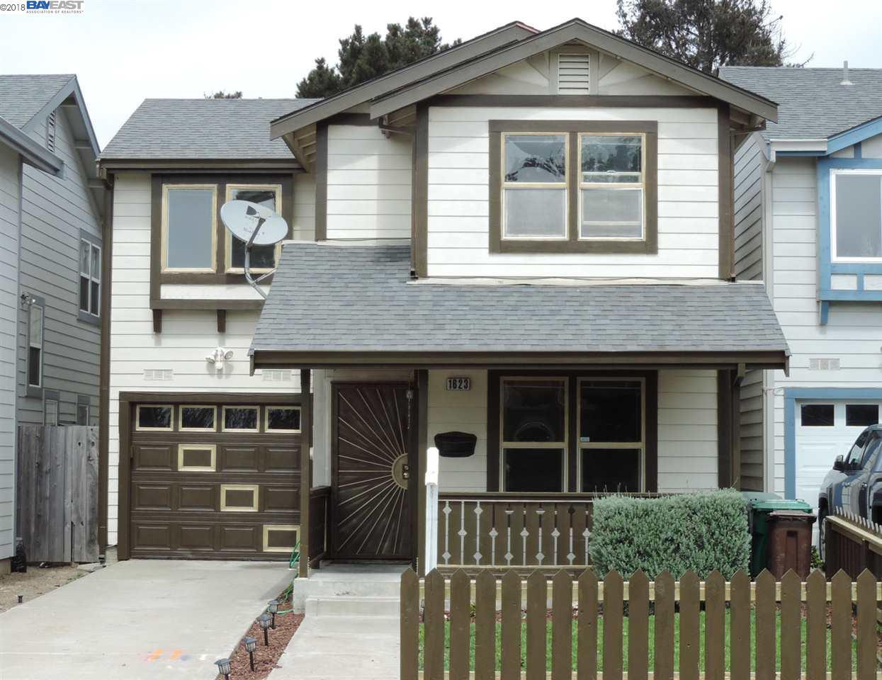 1623 LIVINGSTON LANE, RICHMOND, CA 94801