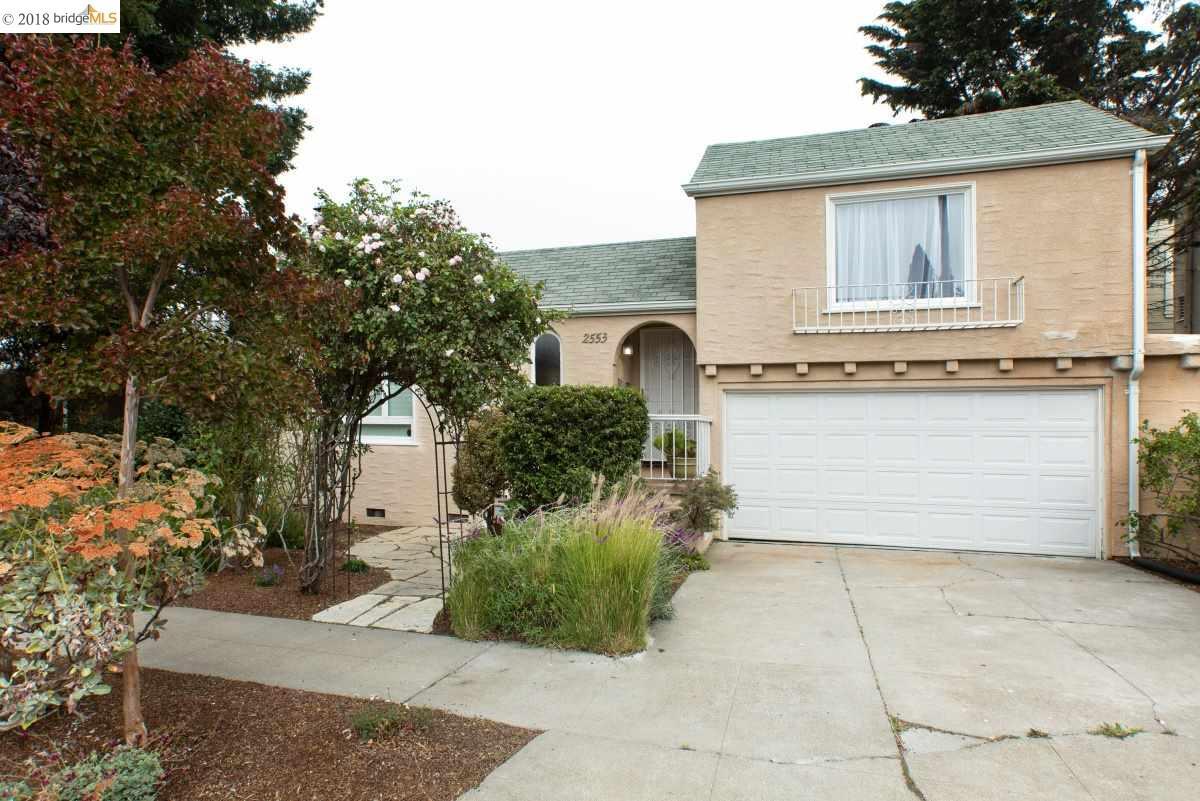 2553 ROOSEVELT AVE, RICHMOND, CA 94804