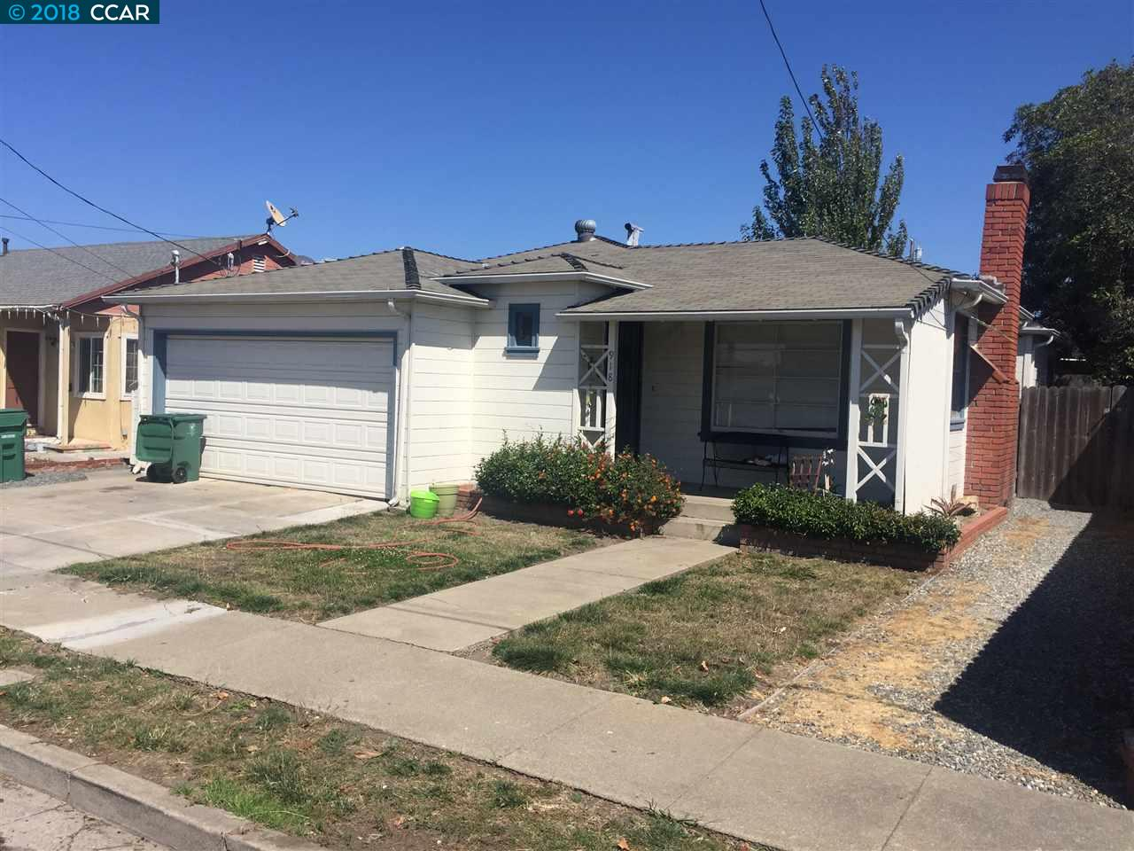 918 30TH ST, RICHMOND, CA 94804