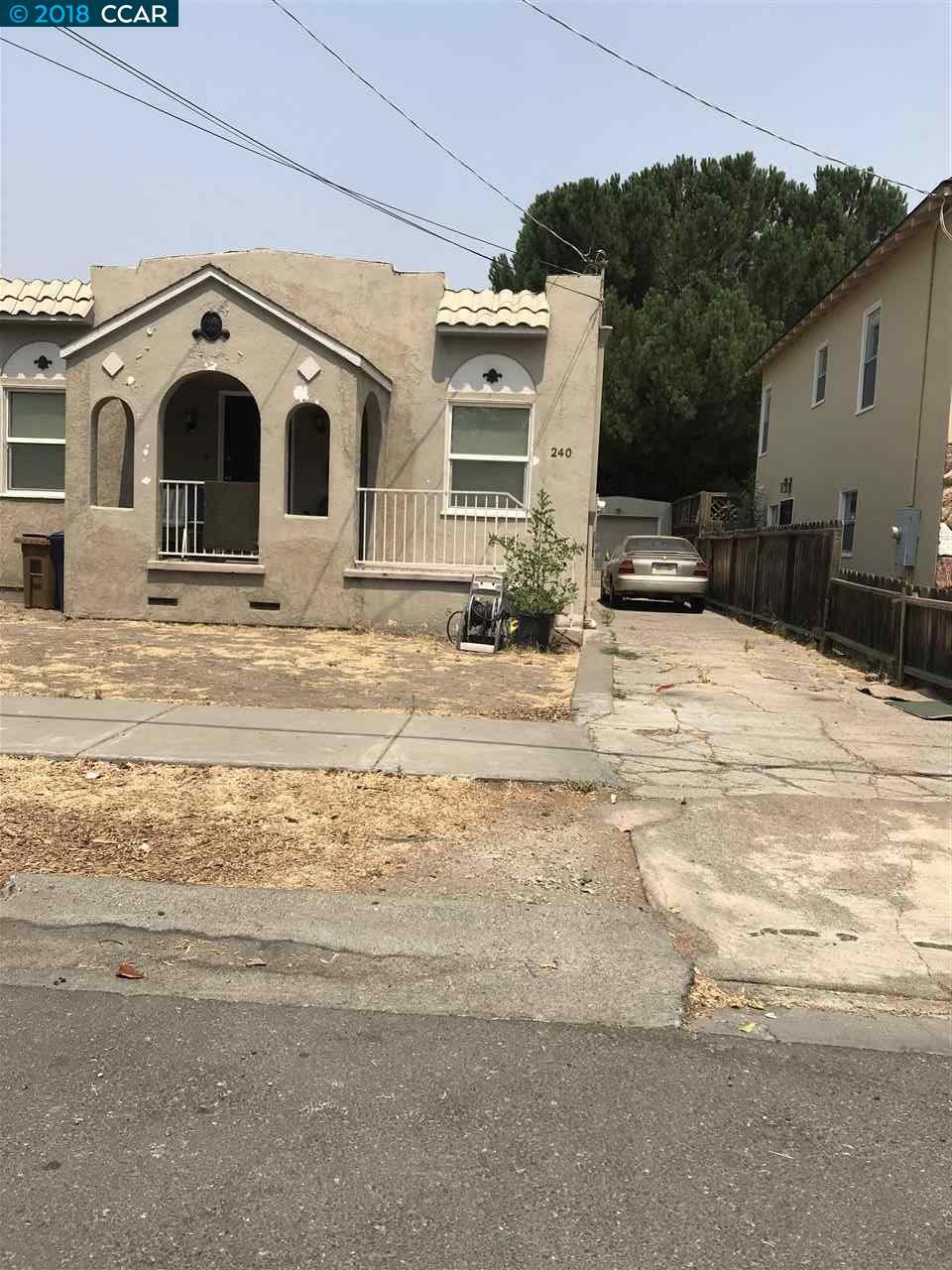 240 W 12Th St, PITTSBURG, CA 94565