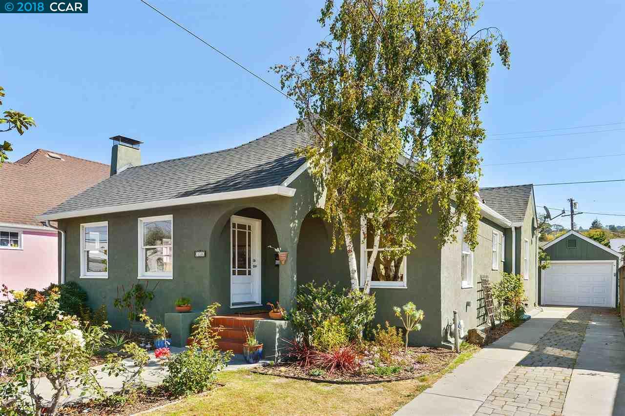 458 MCLAUGHLIN ST, RICHMOND, CA 94805