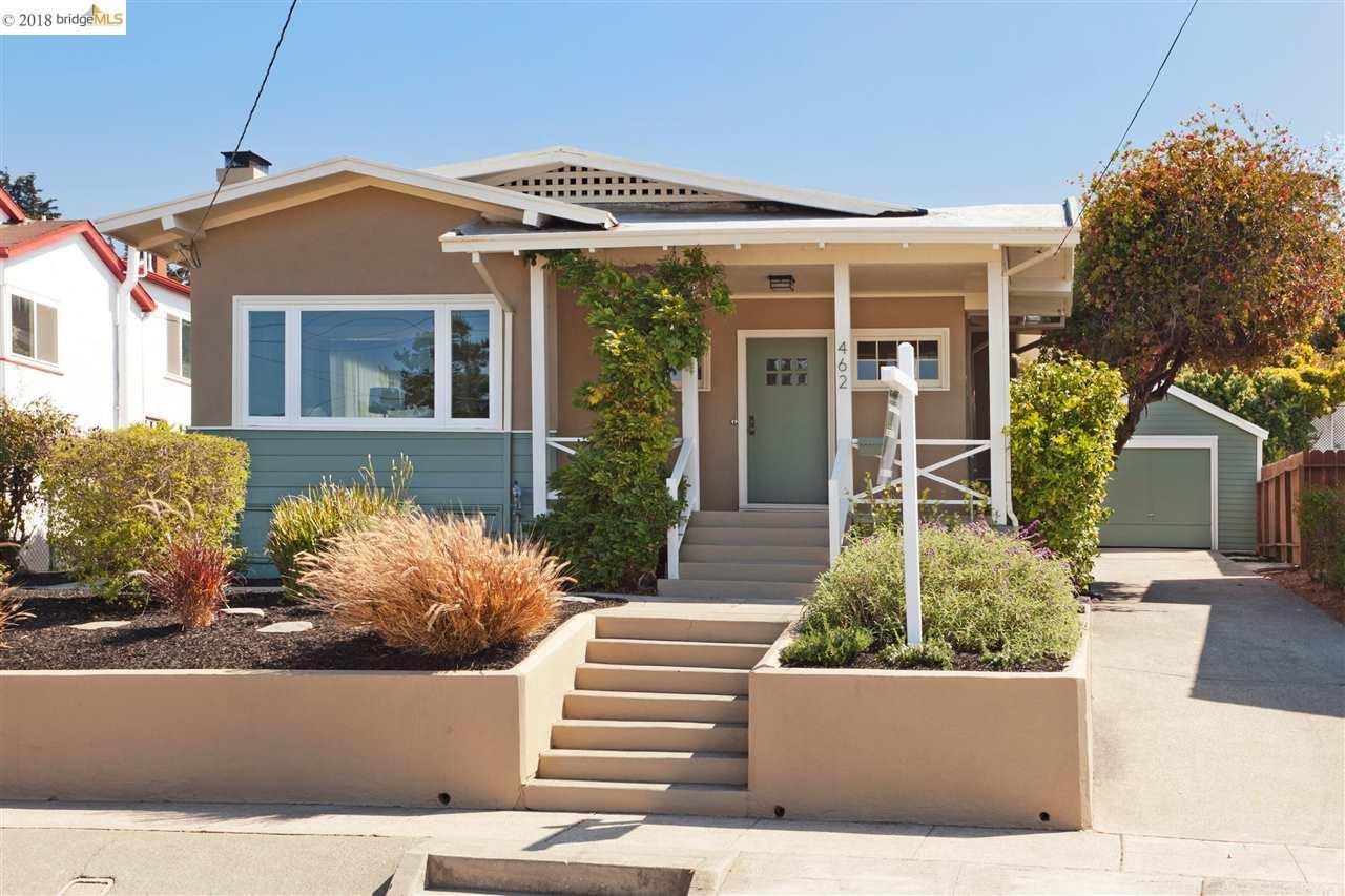 462 MOUNT STREET, RICHMOND, CA 94805