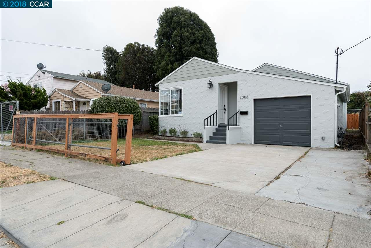 3006 FLORIDA AVE, RICHMOND, CA 94804