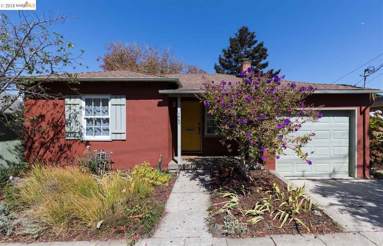 1660 MENDOCINO ST, RICHMOND, CA 94804