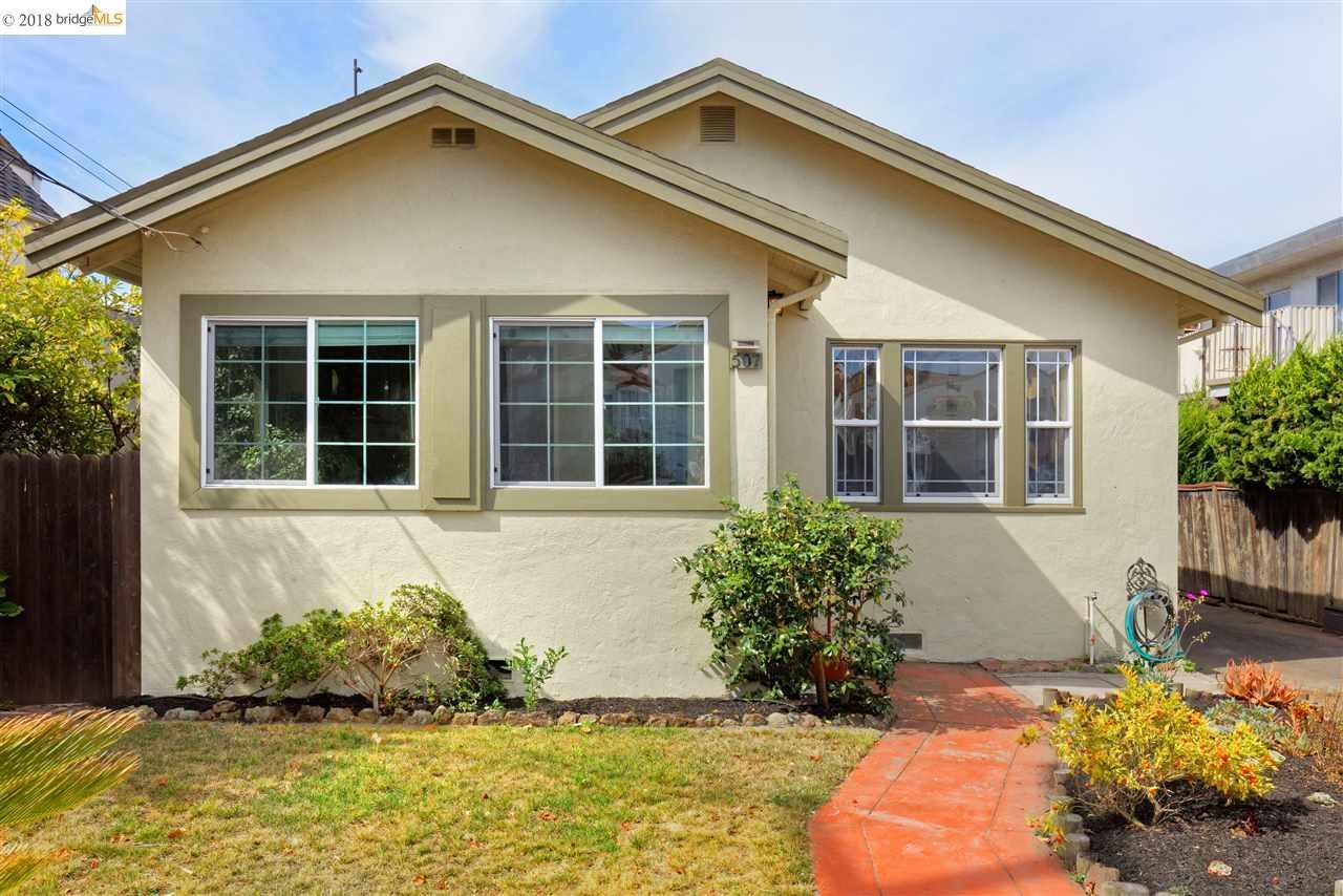 507 Kearney St, El Cerrito, CA 94530