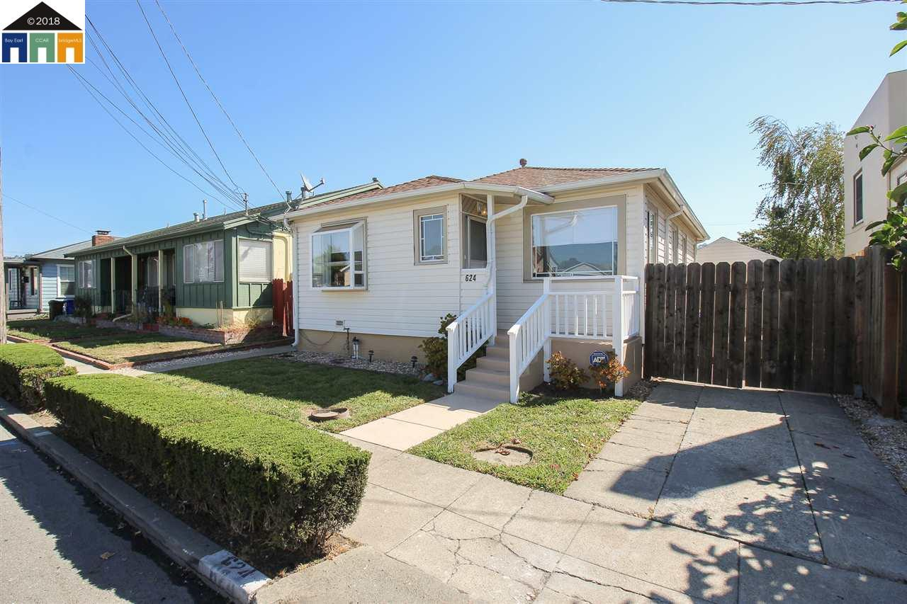 624 43RD STREET, RICHMOND, CA 94805