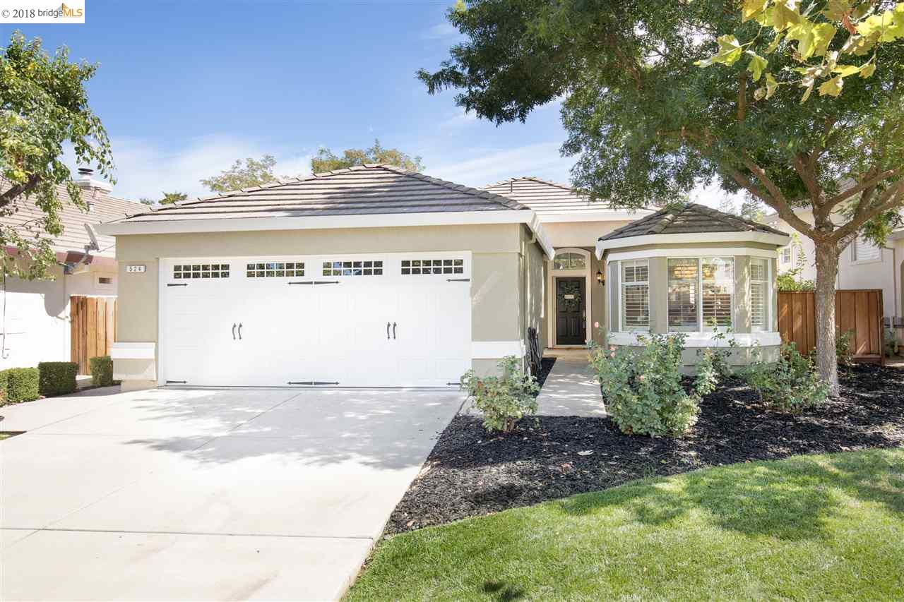 524 Apple Hill Dr, BRENTWOOD, CA 94513