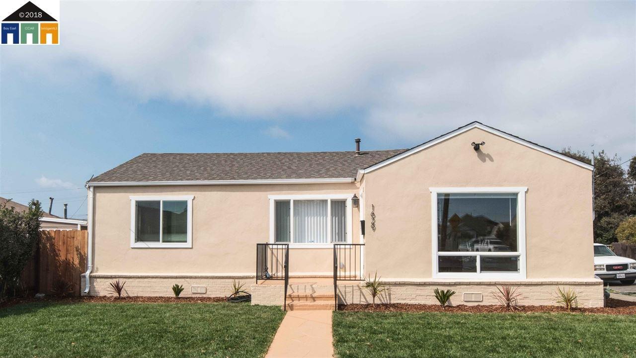 1629 GARVIN AVE, RICHMOND, CA 94801