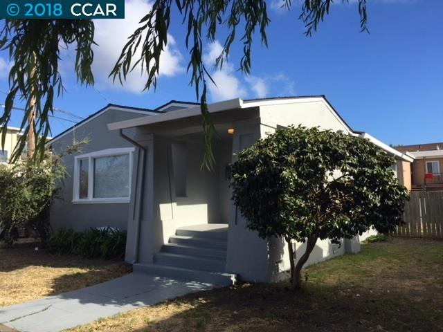 1834 ROOSEVELT AVE, RICHMOND, CA 94801