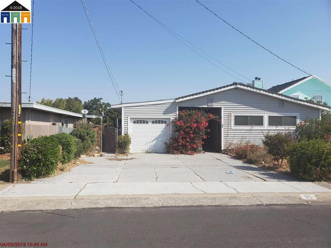 95 virginia, BAY POINT, CA 94565