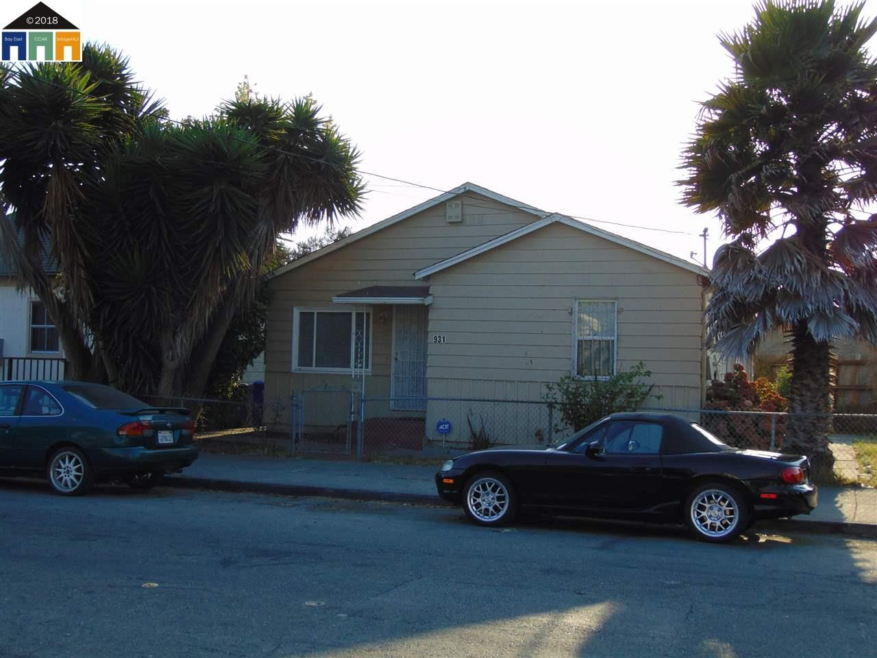 931 7TH STREET, RICHMOND, CA 94801