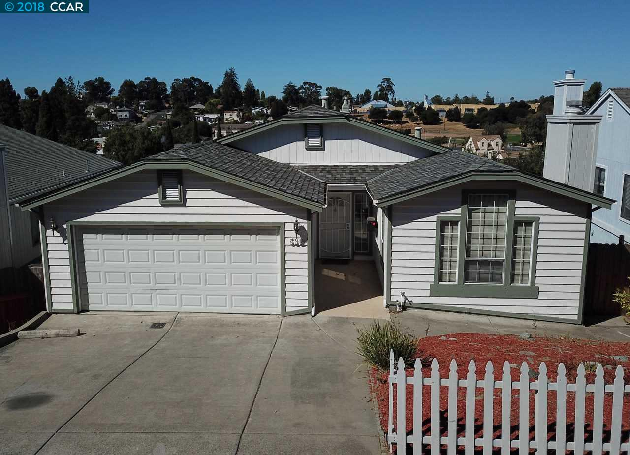 530 BARNES WAY, RODEO, CA 94572