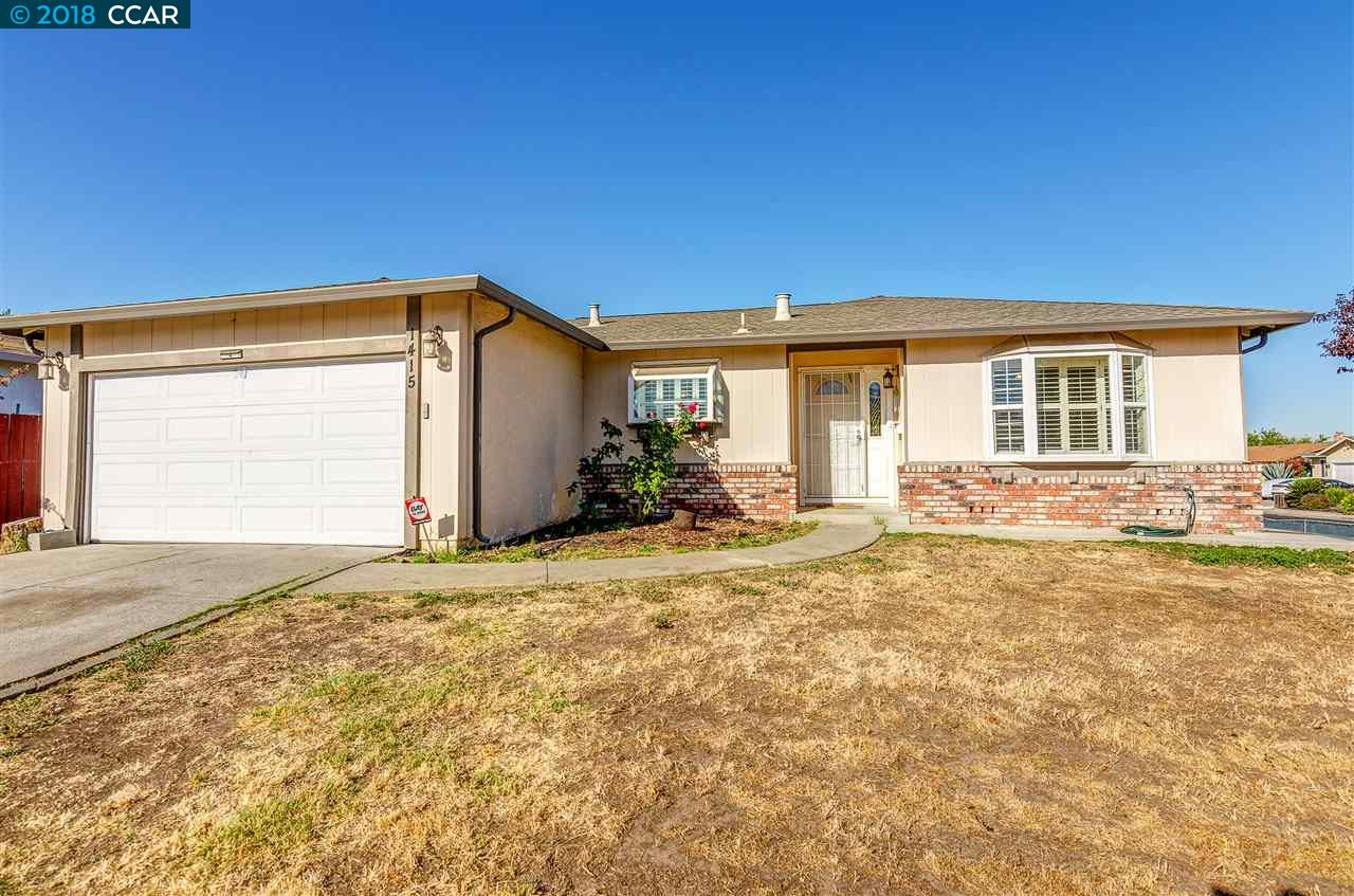 1415 Springhill Dr Pittsburg Ca 94565 Better Homes And Gardens