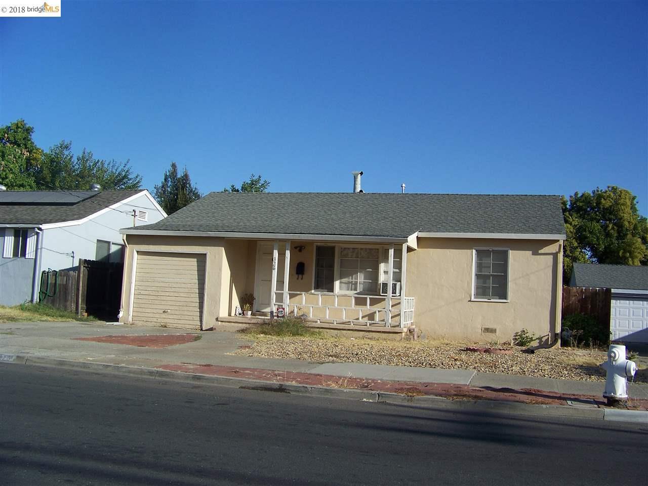 326 W Madill St, ANTIOCH, CA 94509