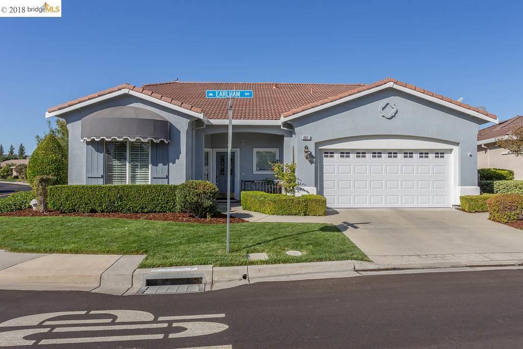 401 Earlham Way, BRENTWOOD, CA 94513