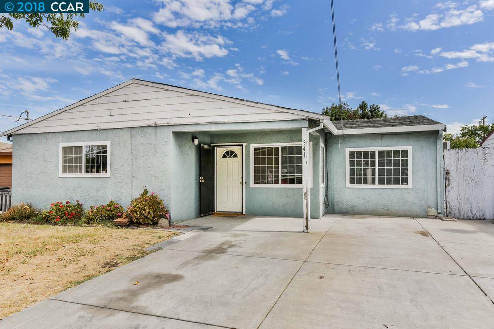 341 Bruno Ave., PITTSBURG, CA 94565