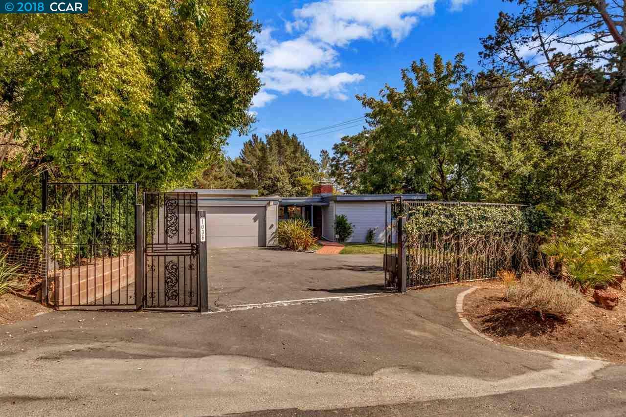 1036 Oak Knoll Road, Lafayette, CA 94549