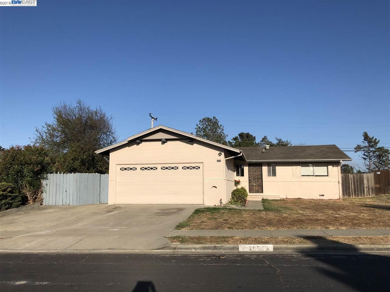 3074 JO ANN DR, RICHMOND, CA 94806