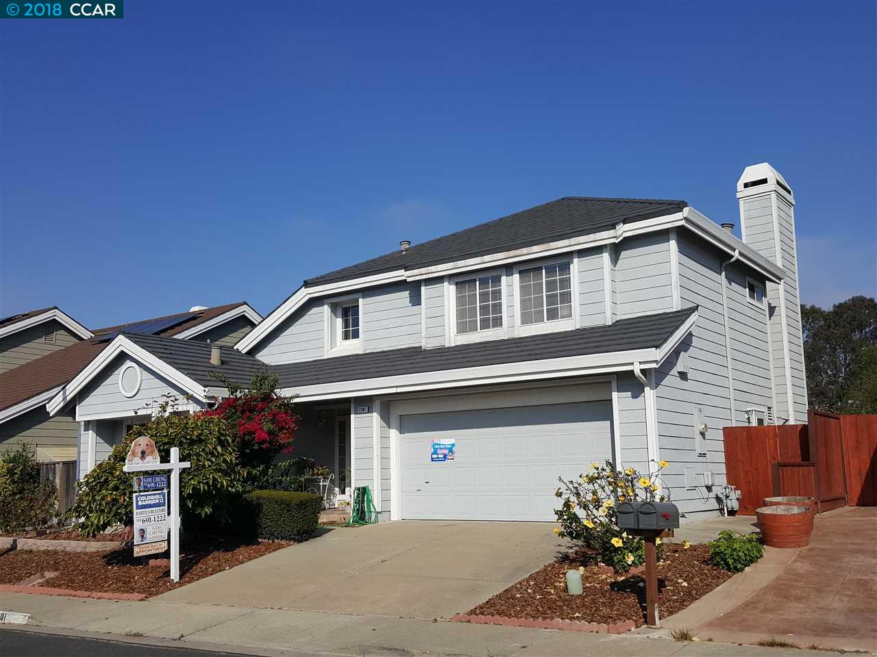 2301 HIGHGATE DR, RICHMOND, CA 94806