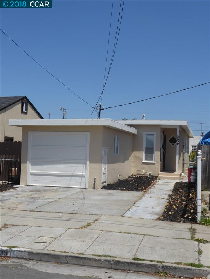 2339 MCBRYDE AVE, RICHMOND, CA 94804