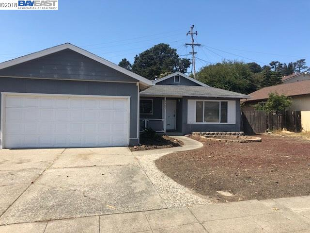 2905 BARKLEY DRIVE, RICHMOND, CA 94806