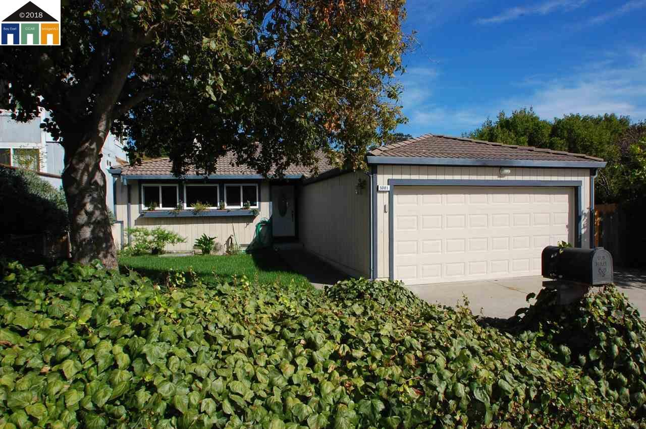 5001 MOZART DR, RICHMOND, CA 94803
