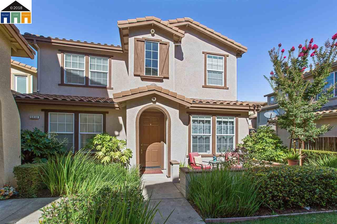 5036 MATCH COURT, RICHMOND, CA 94806