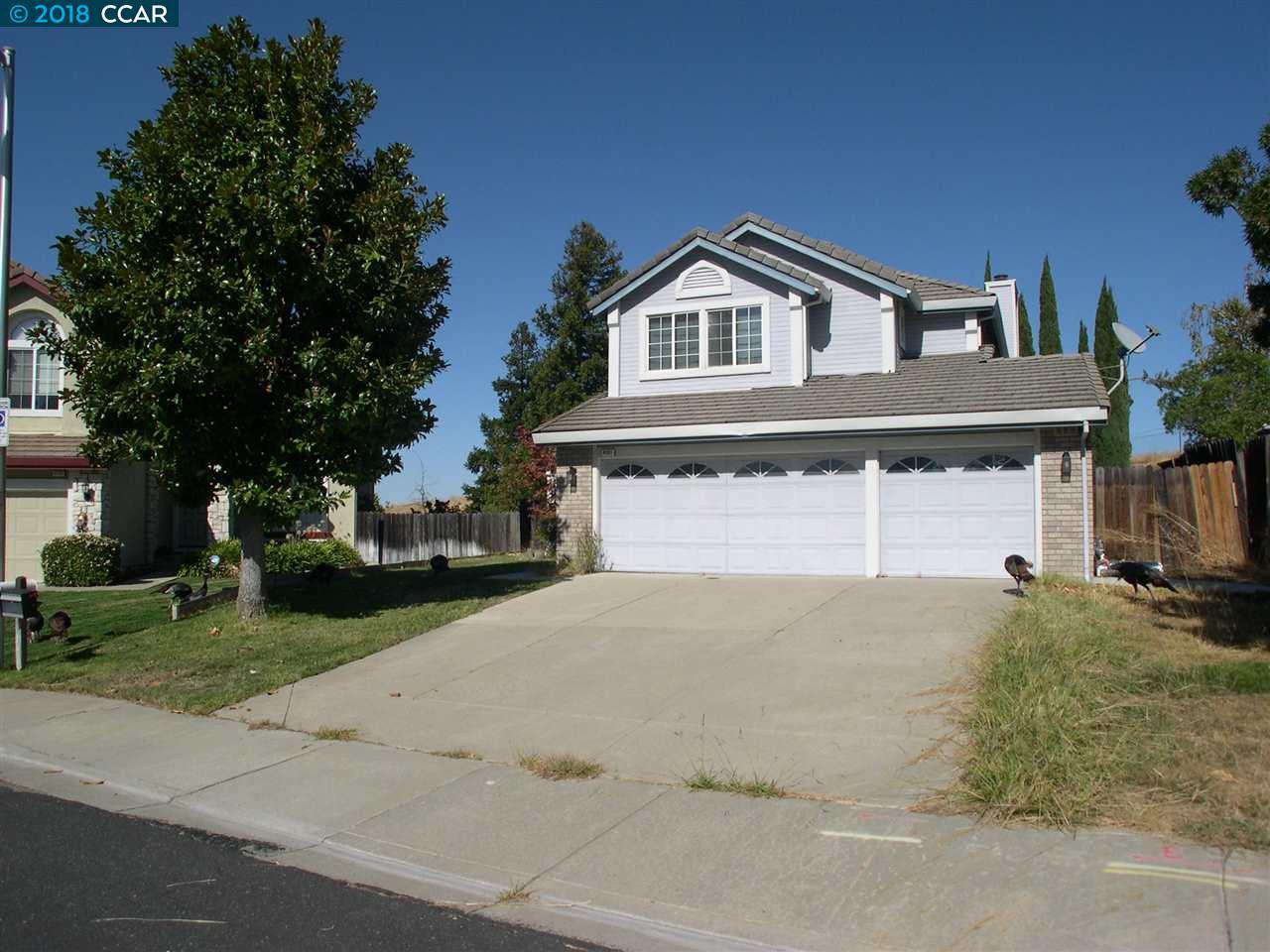 4001 Meadow Lake St, ANTIOCH, CA 94531