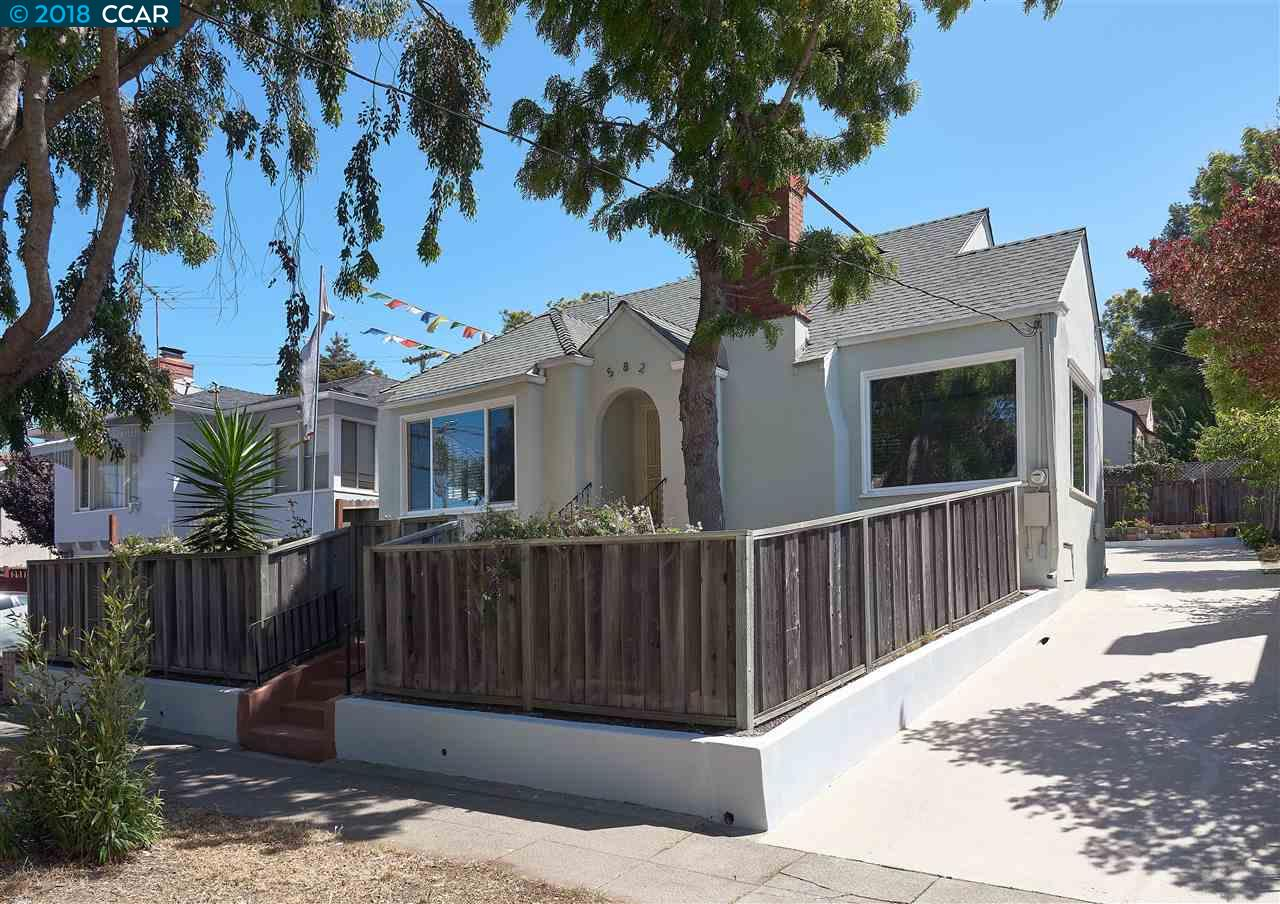 582 KEY BLVD, RICHMOND, CA 94805