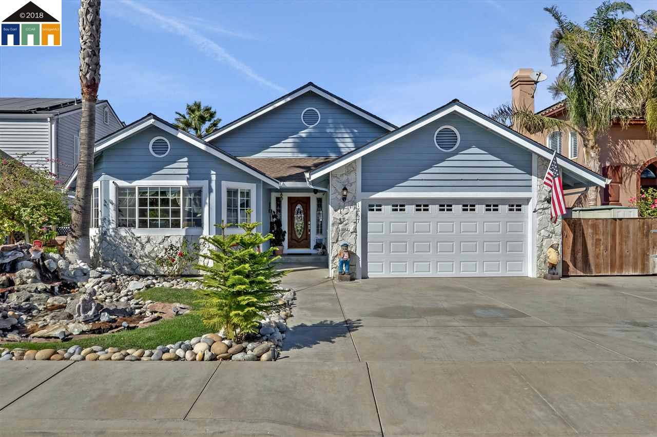 1867 Dolphin Place, DISCOVERY BAY, CA 94505