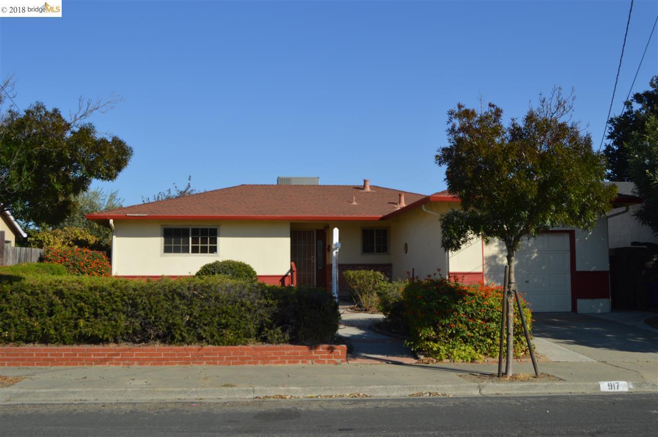 917 Minaker Drive, ANTIOCH, CA 94509