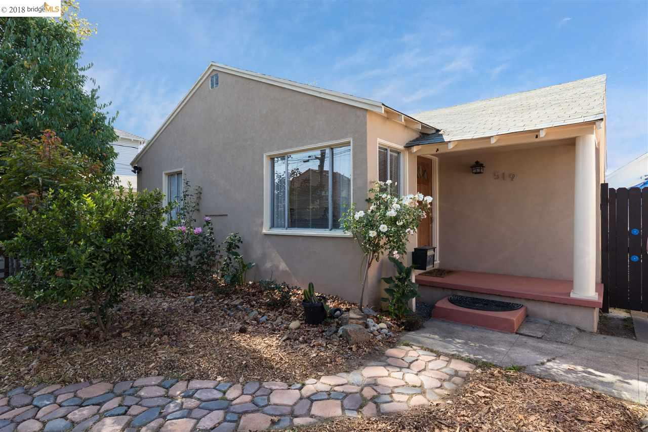 519 30TH ST., RICHMOND, CA 94804