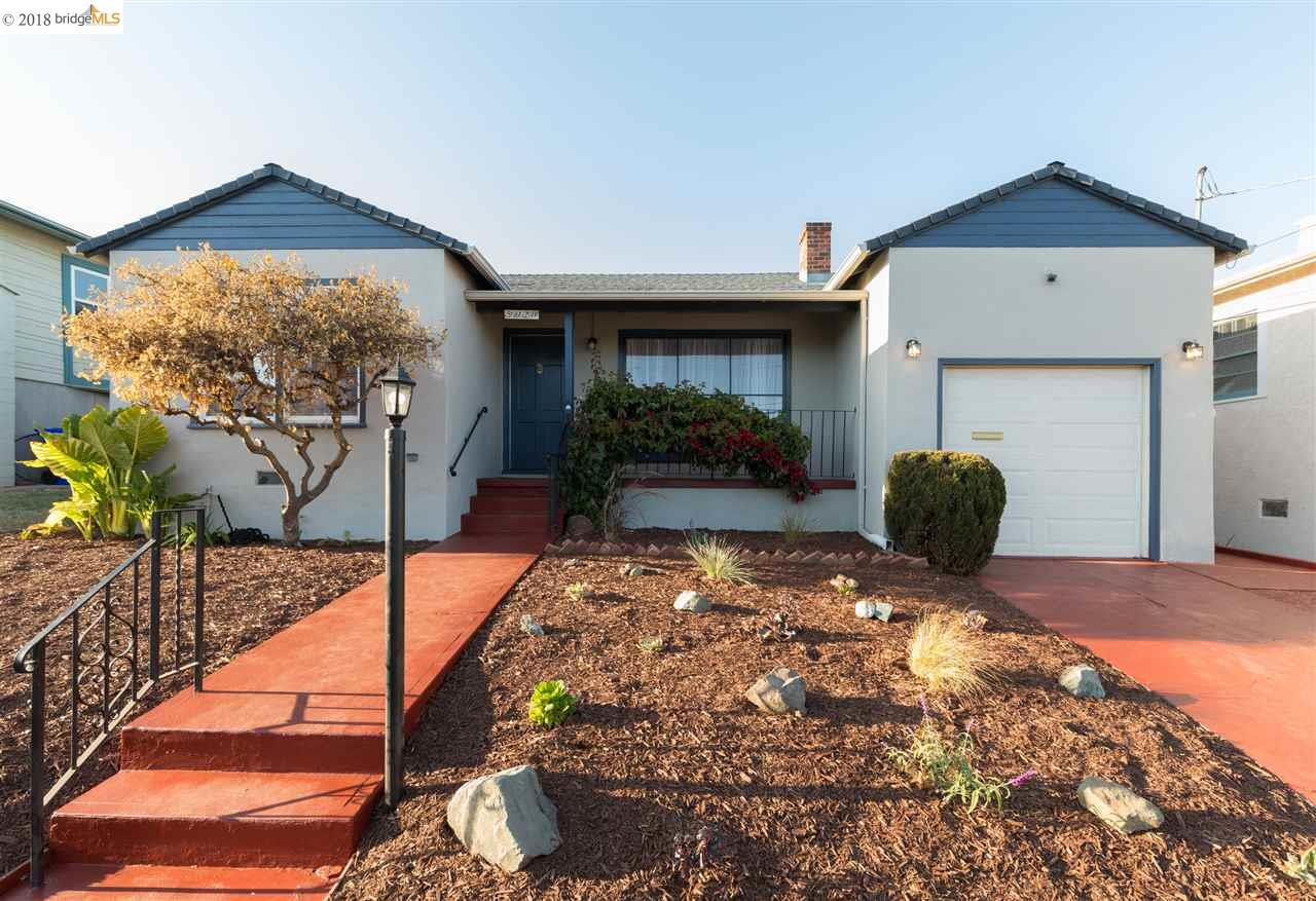 5629 FRESNO AVE, RICHMOND, CA 94804