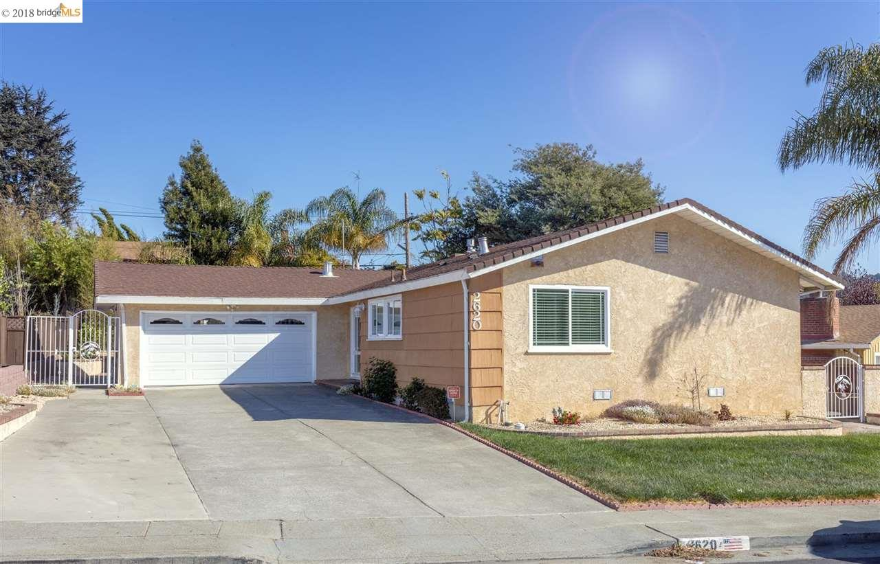 2620 SHANE DR, RICHMOND, CA 94806