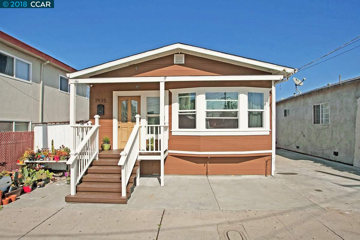 1935 GRANT AVE, RICHMOND, CA 94801