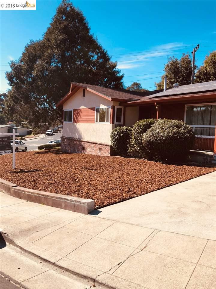 2811 JO ANN DR, RICHMOND, CA 94806