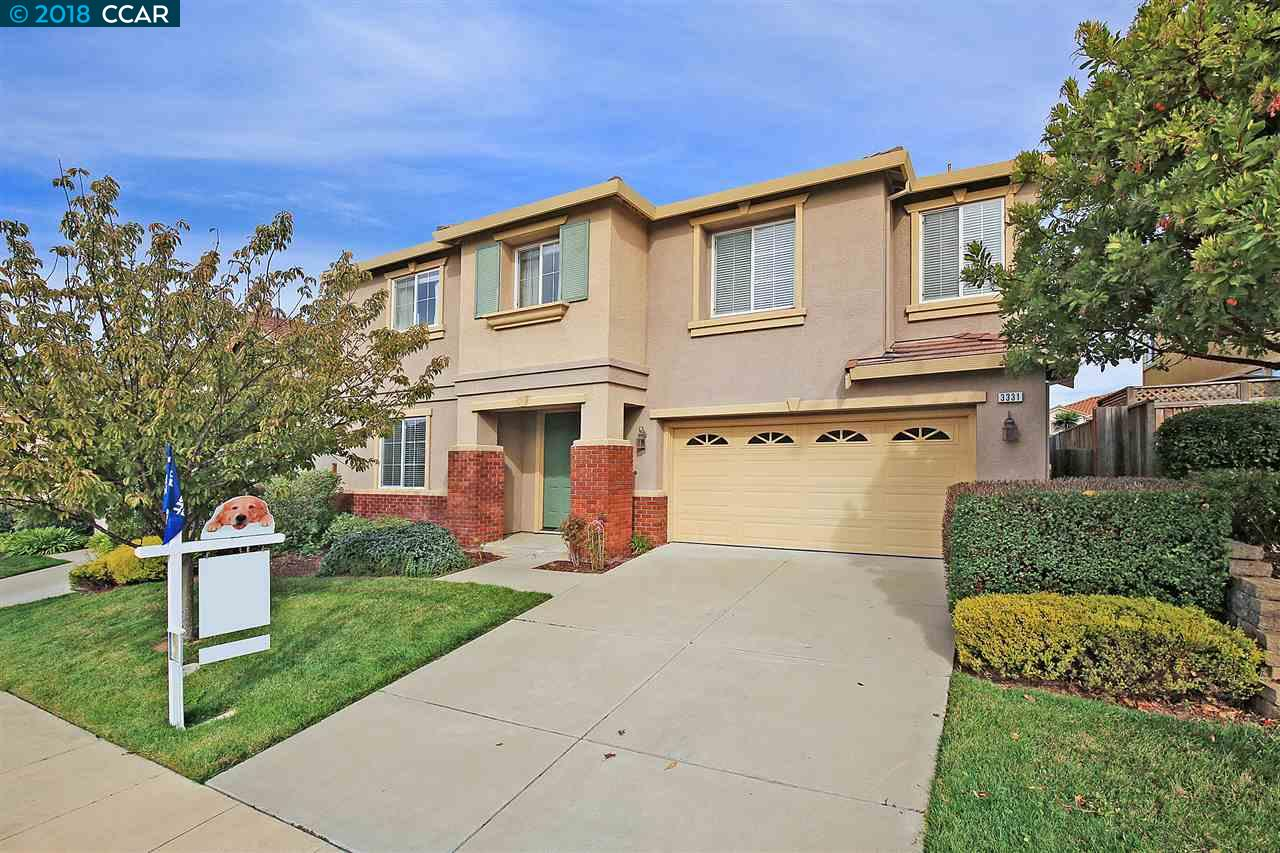 3331 PARK RIDGE DR, RICHMOND, CA 94806