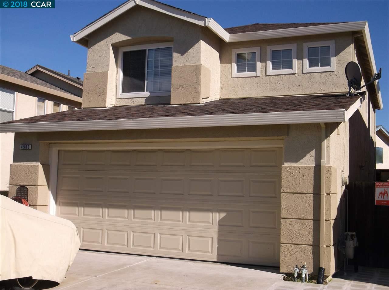 4580 Waterford Way, OAKLEY, CA 94561
