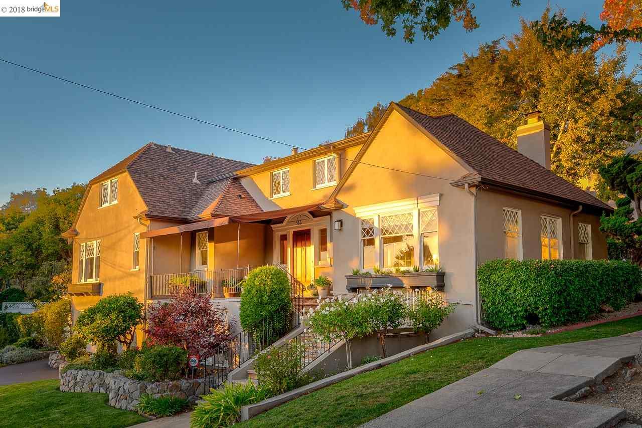 366 SAN CARLOS AVE, PIEDMONT, CA 94611