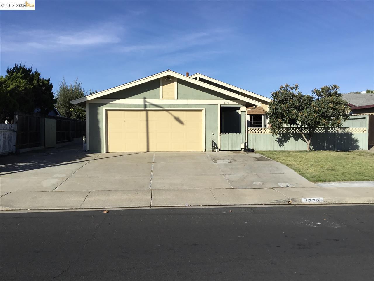 1770 Teresa Ln, OAKLEY, CA 94561