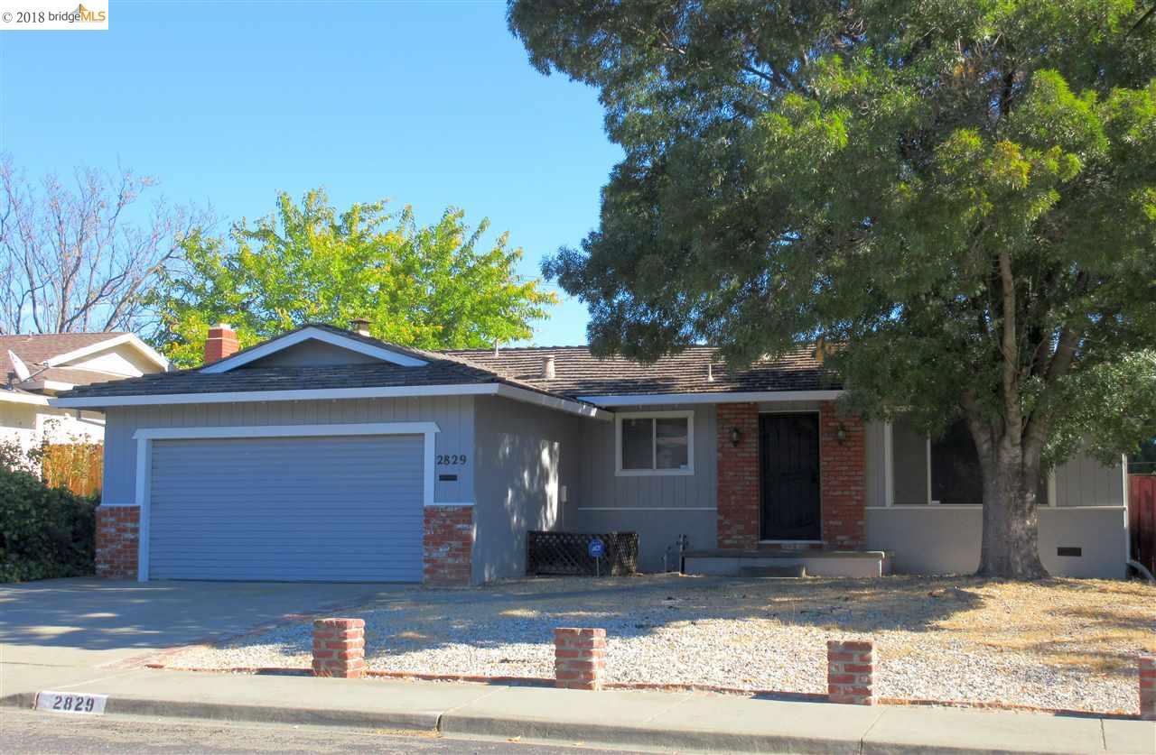 2829 Vista Way, ANTIOCH, CA 94509