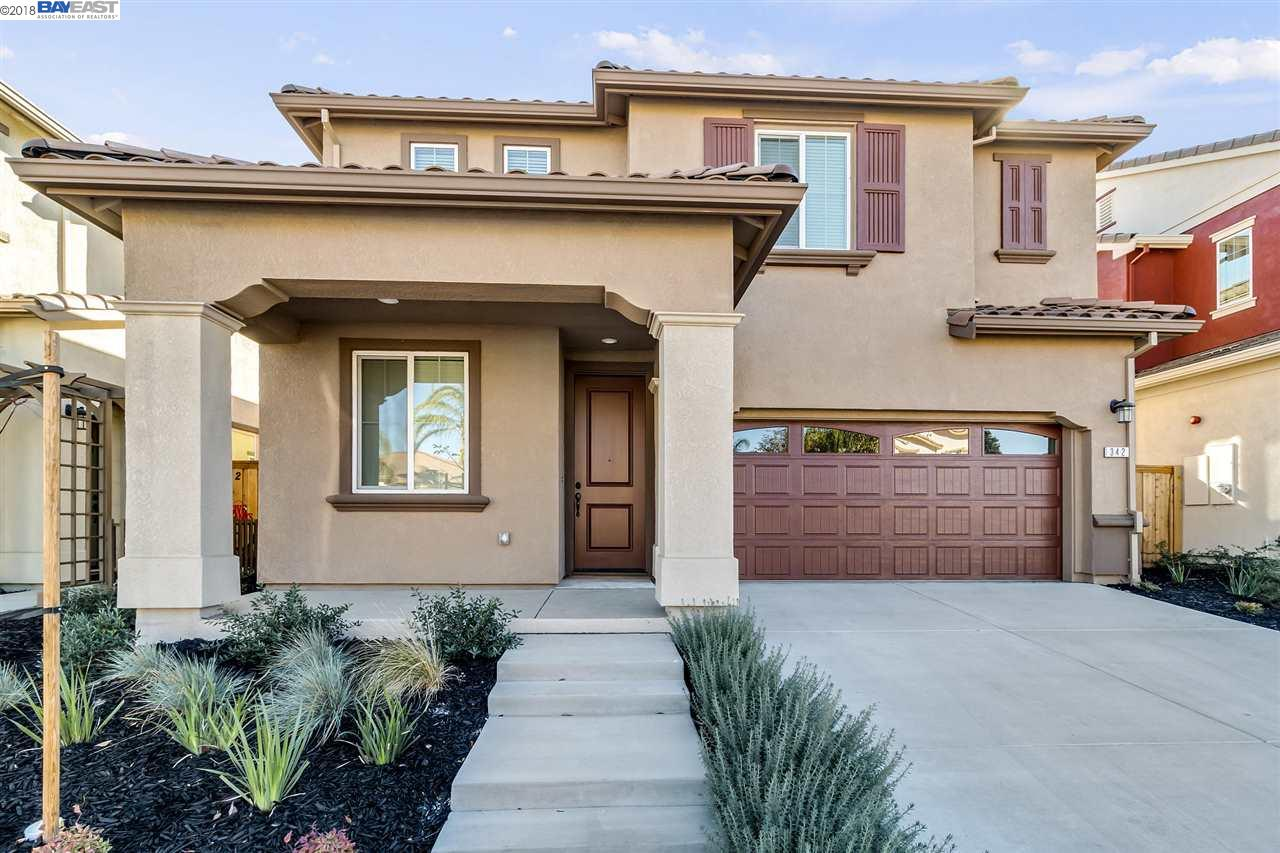 Detail Gallery Image 1 of 1 For 342 Lasata Dr, Tracy, CA, 95377 - 4 Beds | 2/1 Baths