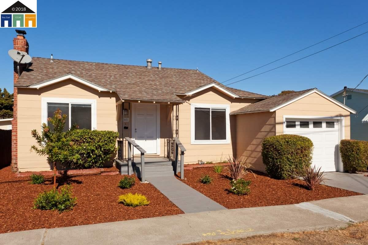 2851 MARICOPA AVENUE, RICHMOND, CA 94804