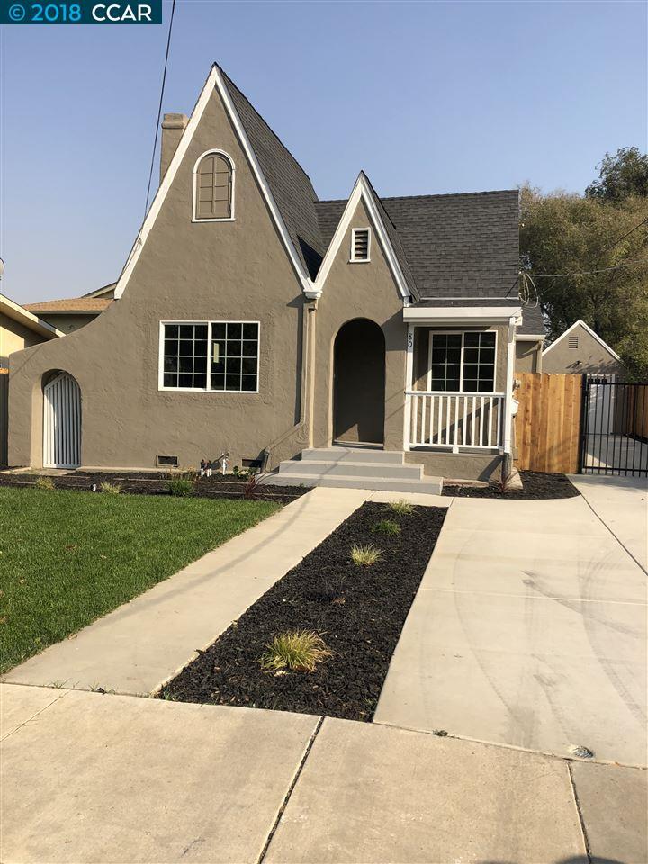 80 N Bella Monte Ave, BAY POINT, CA 94565