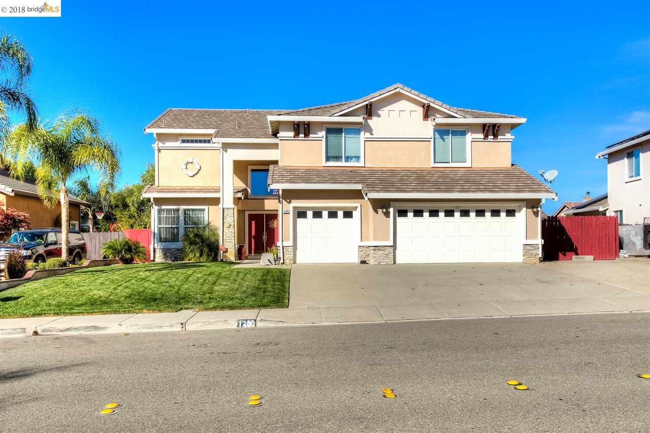1269 Mokelumne Drive, ANTIOCH, CA 94531