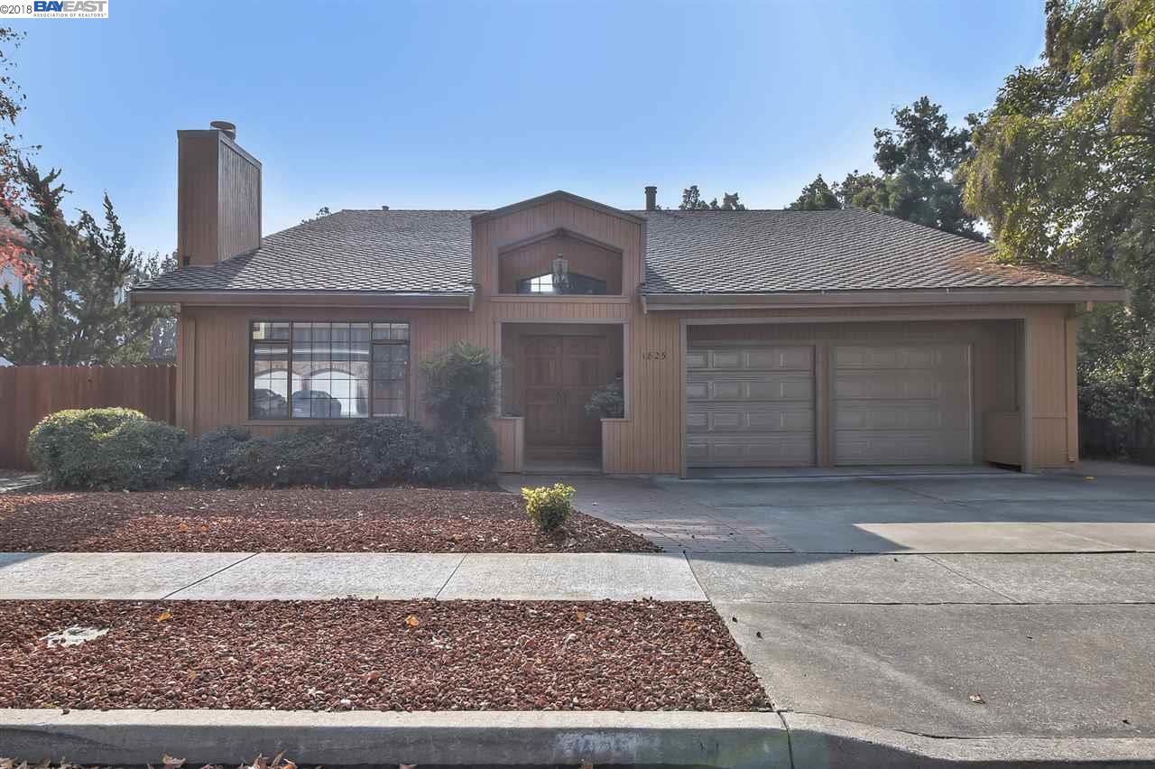 Here's your chance to own a unique custom home in one of the most beautiful, private and quiet neighborhoods in all of Livermore, Forest Glades Estates. Goes to the best schools in Livermore. Easy walk to downtown. A unique custom floor plan with 4 large bedrooms and 3 baths. Beautiful large kitchen that was completely remodeled 3 years ago with Alder cabinets, stainless steel appliances and granite counter tops. Pocket and under counter lights.  Lots of storage and a large private rear yard that backs to Arroyo Mocho Creek & trail.