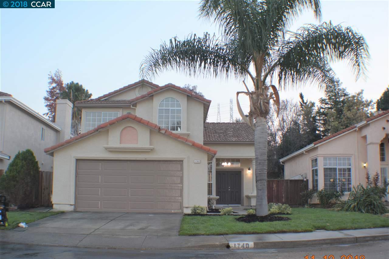 1740 Peachwillow St, PITTSBURG, CA 94565