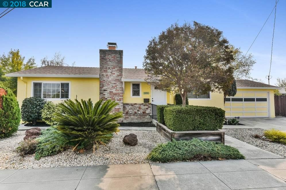 Don't miss this lovely home in the Jensen Tract Neighborhood.  Light, bright and tastefully updated throughout with carpet, paint, updated kitchen and bath.  Granite counters in the kitchen and a full bathroom remodel completed in April 2018 including:  heated bathroom floors, high end fixtures, quartz counters, dual vanity and rainfall shower!    Easy access to Highway 84 and the 580 Freeway make this location ideal for commuters.  Located on a corner lot less than half a mile from shopping/restaurants and just over a mile to the heart of Downtown Livermore.  Don't pass this buy!