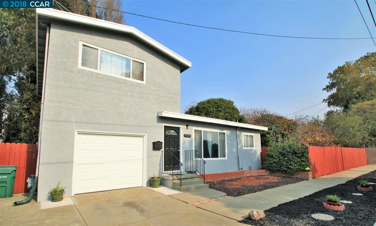 3221 MORAN AVE, RICHMOND, CA 94804