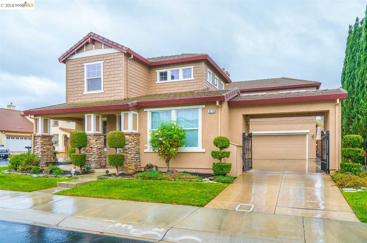 3270 Lookout Point Loop, DISCOVERY BAY, CA 94505